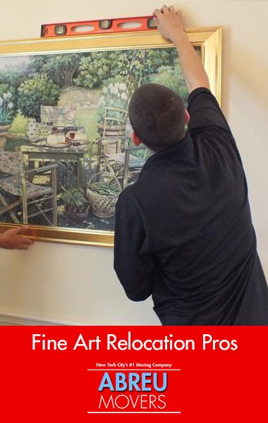 fine art relocation