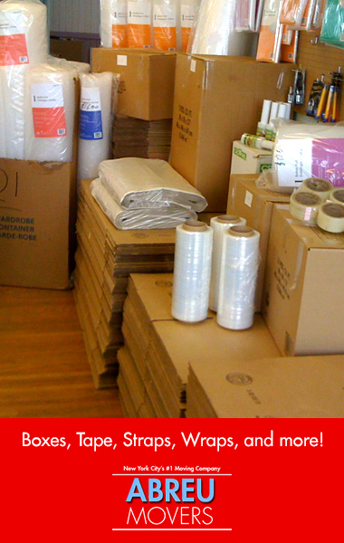 Packing & Unpacking Services NYC